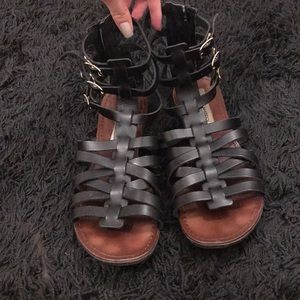 Steve Madden | Gladiator Sandals